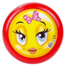 Smiley frizbi - 23 cm, többféle