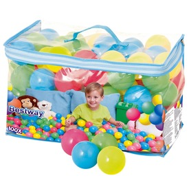 Színes játéklabda 100 darabos készlet - 6, 5 cm Itt egy ajánlat található, a bővebben gombra kattintva, további információkat talál a termékről.