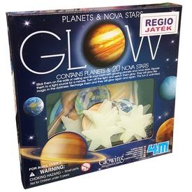 4M sötétben világító bolygó és csillag készlet Itt egy ajánlat található, a bővebben gombra kattintva, további információkat talál a termékről.