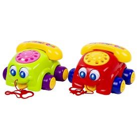 Telefon autó bébijáték - többféle
