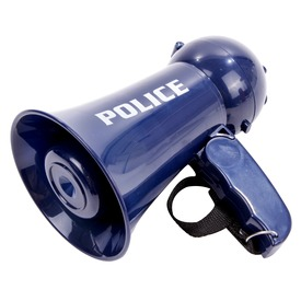 Rendőrségi hangosbeszélő
