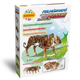 Tigris felhúzós 3D puzzle Itt egy ajánlat található, a bővebben gombra kattintva, további információkat talál a termékről.
