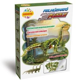 Diplodocus dínó felhúzós 3D puzzle Itt egy ajánlat található, a bővebben gombra kattintva, további információkat talál a termékről.