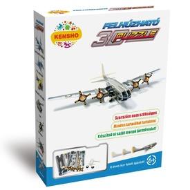 Bombázó repülő felhúzós 3D puzzle Itt egy ajánlat található, a bővebben gombra kattintva, további információkat talál a termékről.