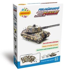 Tank felhúzós 3D puzzle Itt egy ajánlat található, a bővebben gombra kattintva, további információkat talál a termékről.