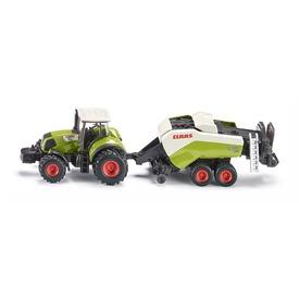 SIKU: Claas Axion 850 traktor bálázóval 1:87 - 1852 Itt egy ajánlat található, a bővebben gombra kattintva, további információkat talál a termékről.