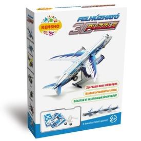 Utasszállító repülő felhúzós 3D puzzle Itt egy ajánlat található, a bővebben gombra kattintva, további információkat talál a termékről.