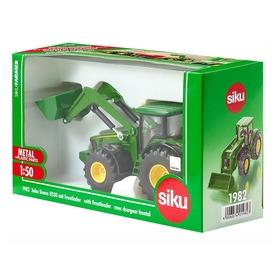 Siku: John Deere traktor markolóval 1:50 - 1982