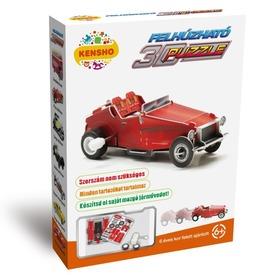 Oldtimer piros autó felhúzós 3D puzzle Itt egy ajánlat található, a bővebben gombra kattintva, további információkat talál a termékről.
