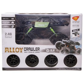 Alloy Crawler távirányítós autó - 1:14, többféle