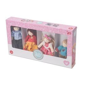 Le Toy Van: Fa baba család babaházakhoz Itt egy ajánlat található, a bővebben gombra kattintva, további információkat talál a termékről.
