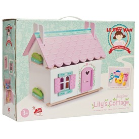 Le Toy Van: Lily fa babaház bútorokkal Itt egy ajánlat található, a bővebben gombra kattintva, további információkat talál a termékről.