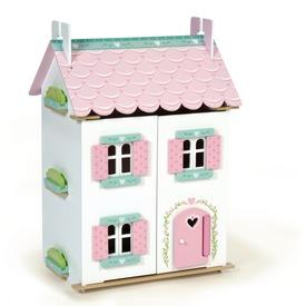 Le Toy Van: Első fa álom babaházam Itt egy ajánlat található, a bővebben gombra kattintva, további információkat talál a termékről.