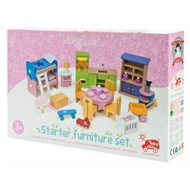 Le Toy Van: Rózsabimbó kezdő fa bababútor készlet Itt egy ajánlat található, a bővebben gombra kattintva, további információkat talál a termékről.