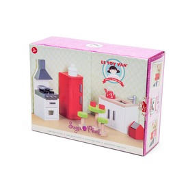 Le Toy Van: Konyha fa bababútor készlet Itt egy ajánlat található, a bővebben gombra kattintva, további információkat talál a termékről.