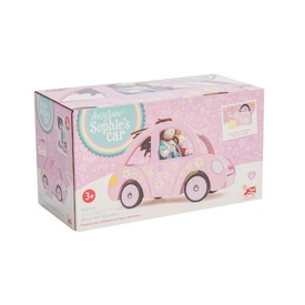 Le Toy Van: Sophie fa autója Itt egy ajánlat található, a bővebben gombra kattintva, további információkat talál a termékről.