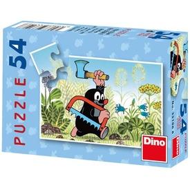 Kisvakond mini 54 darabos puzzle - többféle