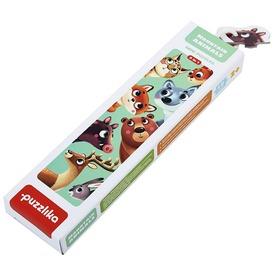 Erdei állatok 16 darabos puzzle