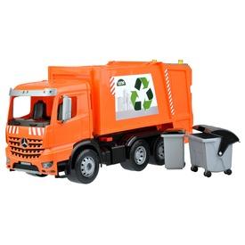 Műanyag kukásautó - 52 cm