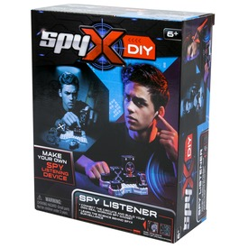 Spy X - Csináld magad lehallgatókészülék