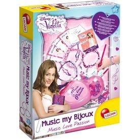 Violetta Music Bijoux ékszer készítő készlet Itt egy ajánlat található, a bővebben gombra kattintva, további információkat talál a termékről.