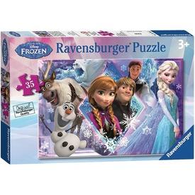 Jégvarázs 35 darabos puzzle Itt egy ajánlat található, a bővebben gombra kattintva, további információkat talál a termékről.