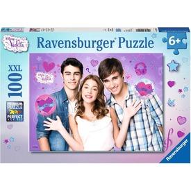 Violetta a kezdetek 100 darabos XXL puzzle