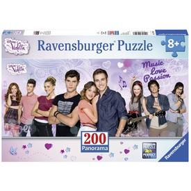 Violetta és barátai 200 darabos XXL panoráma puzzle