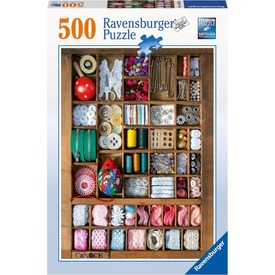 Varródoboz 500 darabos puzzle