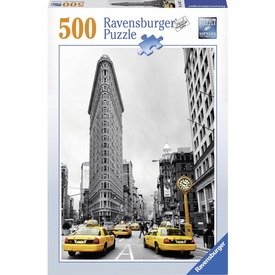 Flatiron Building, New York 500 darabos puzzle