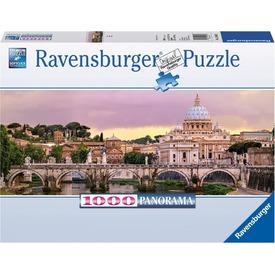 Róma 1000 darabos panoráma puzzle