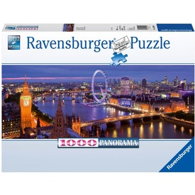 London 1000 darabos panoráma puzzle