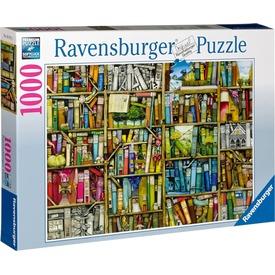 Bizarr könyvesbolt 1000 darabos puzzle Itt egy ajánlat található, a bővebben gombra kattintva, további információkat talál a termékről.