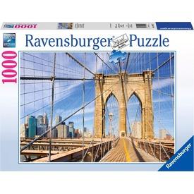 Brooklyn-híd 1000 darabos puzzle Itt egy ajánlat található, a bővebben gombra kattintva, további információkat talál a termékről.