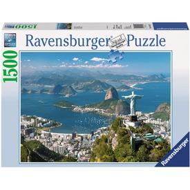 Rio látképe 1500 darabos puzzle