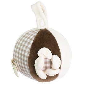 Csörgő plüssgömb bébijáték Itt egy ajánlat található, a bővebben gombra kattintva, további információkat talál a termékről.