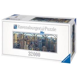 Puzzle 32000 db - New York city látképe