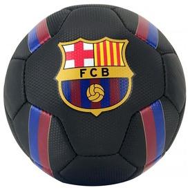 Focilabda FC Barcelona fekete 5-ös méret