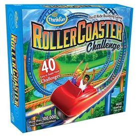 Roller Coaster Challenge logikai játék
