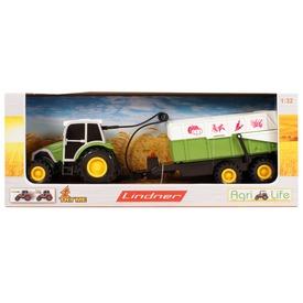 Linder elemes traktor fénnyel és hanggal - 1:43, többféle Itt egy ajánlat található, a bővebben gombra kattintva, további információkat talál a termékről.