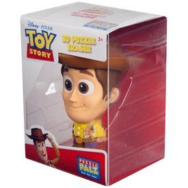 Toy Story 4 Woody puzzle radírfigura - 10 cm