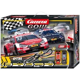 Carrera GO DTM Power elektromos autópálya
