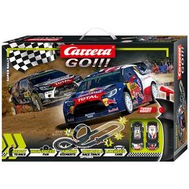 Carrera GO Super Rally elektromos autópálya