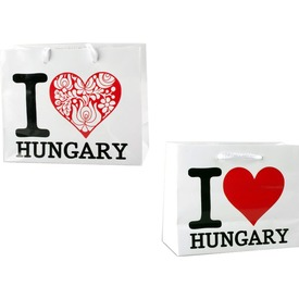 I Love Hungary ajándéktáska - 11 x 14 cm Itt egy ajánlat található, a bővebben gombra kattintva, további információkat talál a termékről.
