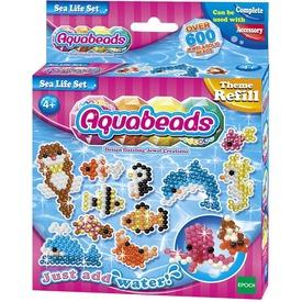 Aqua Beads tematikus utántöltő - óceán