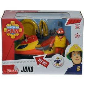 Sam a tűzoltó Juno jet-ski figurával