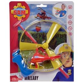 Sam a tűzoltó Wallaby helikopter kilövő