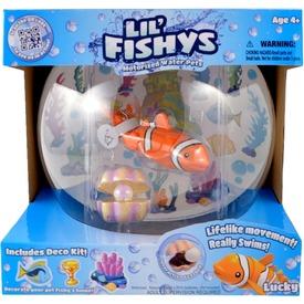 Lil Fishys akvárium és hal készlet - többféle Itt egy ajánlat található, a bővebben gombra kattintva, további információkat talál a termékről.