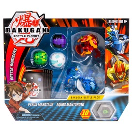 Bakugan - Harci csomag