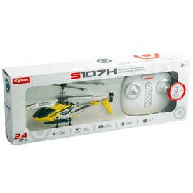 Syma S107H RC-helikopter 2. 4G 3. 5cs.